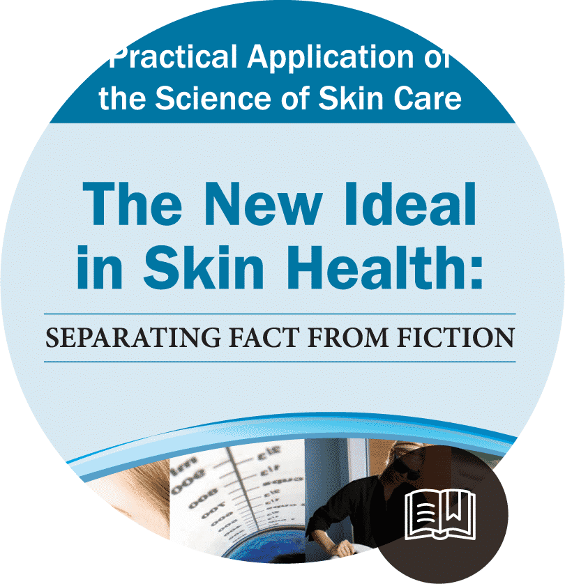 The New Ideal in Skin Health book cover